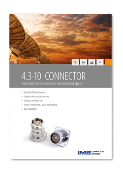 43-10 connector flyer
