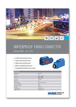 Waterproof_FAKRA